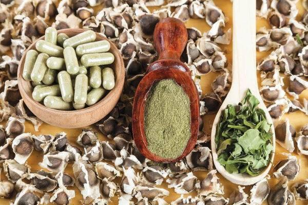 استفاده از محصولات مورینگا