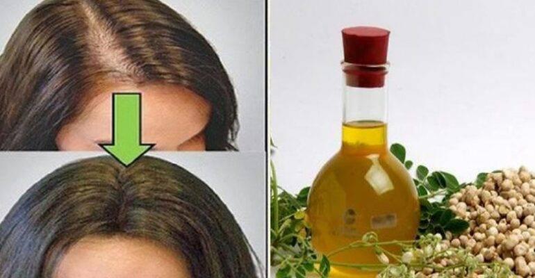 گیاه مورینگا بر پوست و مو