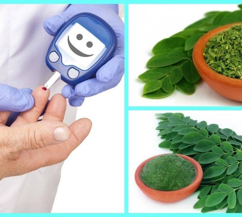 مورینگا و کنترل دیابت